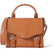 Sac cartable camel