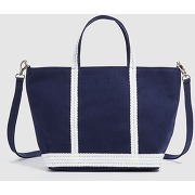 Soldes ! sac cabas baby toile et sequins - athe vanessa bruno