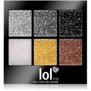 Eye glitter starry night lol