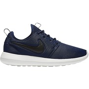 Baskets roshe two - bleu - homme - nike