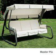 Cet t je craque pour un fauteuil suspendu pureshopping - Balancelle convertible en lit de jardin ...