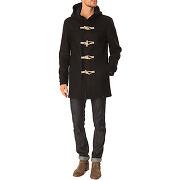 Duffle coat menlook label pour homme - duffle coat zach noir - soldes