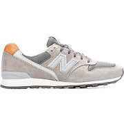 Baskets fille - new balance - gris - millim
