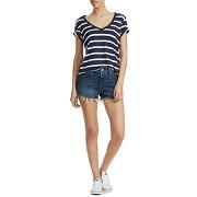 Short en jeans levi's 501 echo park bleu femme bleu - levi's