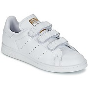 Basket femmes adidas stan smith cf blanc