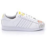 Adidas superstar pharrell supertrade blanc - adidas