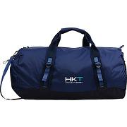 Sac de sport logotypé - bleu - homme - hackett london - tailles disponibles: taille unique - solde
