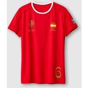 T-shirt uefa euro 2016 espana rouge - uefa euro 2016
