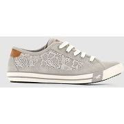 Baskets basses mustang gris - mustang shoes