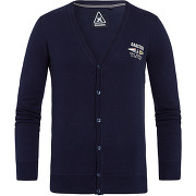 Gaastra cardigan section bleu hommes