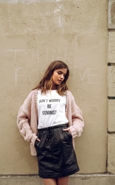 T shirt message La redoute