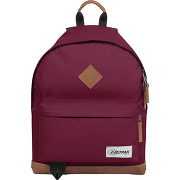 Sac à dos wyoming into merlot rouge eastpak femme