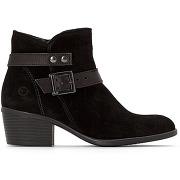 Boots cuir becka noir