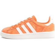 Adidas campus orange femme baskets