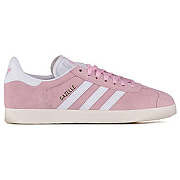 Baskets adidas gazelle rose femme