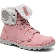 Palladium Rose Cuir