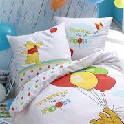 Taie d'oreiller winnie balloons
