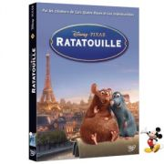 Dvd disney ratatouille