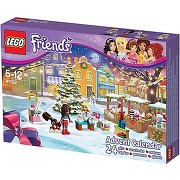 Lego 41102 friends : calendier de l'avent