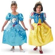 Princesses : déguisement réversible