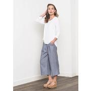 Pantacourt jupe-culotte