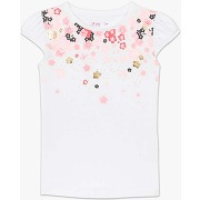 Gemo - tee-shirt manches courtes imprime - 4 ans