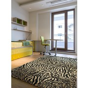Benuta tapis aura jungle beige 80x150 cm