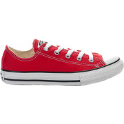 Baskets mixte - converse - rouge - millim