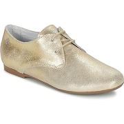 Chaussures enfant filles acebo's lucia doré