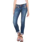 Jeans aloha refriposas bleu - desigual