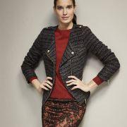 Veste lainage bouclé femme premium - 3 suisses premium
