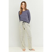 Calvin klein - ensemble pyjama à motifs zigzags - femme x38