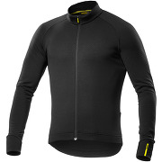 Mavic aksium thermo long sleeve jersey hommes accessoires running