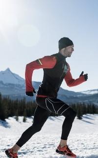 Tenue sport hiver