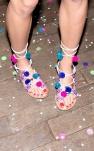 Alerte tendance : les sandales imprimées