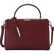 Sac cabas holy rouge galeries lafayette femme