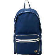 Sac à dos twin tipped bleu fred perry homme