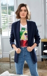 Le blazer pour un look casual chic