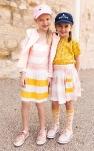 Une jupe colorée pour l'été !