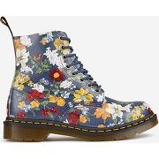 Boots darcy floral multicolore dr martens femme