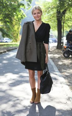 Tendance working girl chic