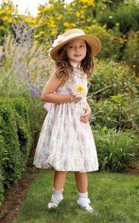 Ma robe fleurie