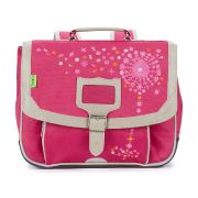 Cartable filles tann's collector cartable 35 cm rose