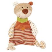 Doudou ours organic