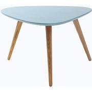 Quand le pastel s 39 invite chez nous pureshopping for Table basse scandinave bleu