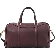 Sacs à main femme bowling md alchester derby leather burberry rouge