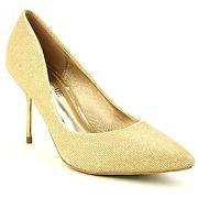 Escarpin doré bellinda paillettes...