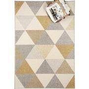 Benuta tapis pastel geomet jaune 160x230 cm
