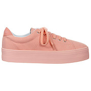 Baskets plateau no name plato ice sneaker peche femme