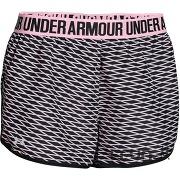 Under armour short print perfect pace w vêtement running femme